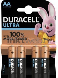 Duracell Ultra Power AA 4pack MX1500