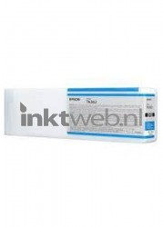 Epson T6362 cyaan C13T636200