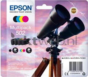 502 Multipack (C13T02V64010)