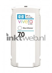 HP 70 glansafwerking transparant C9459A