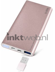SBS Powerbank Rosegoud 3022600