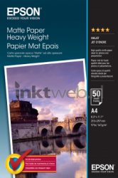 Epson Heavy weight papier wit C13S041261