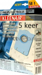 Kleenair HPF SB1 Philips Electrolux 20-pack