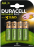 Duracell Duracell AA Rechargeable plus