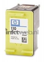 HP 110 kleur cartridge