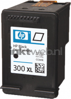 HP 300XL zwart cartridge