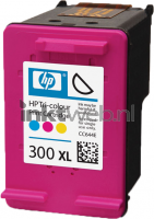 HP 300XL kleur cartridge