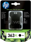 HP 363XL zwart Front box