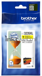 Brother LC-3235XLY geel LC3235XLY