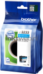 Brother LC-3233C cyaan