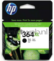 HP 364XL zwart front box