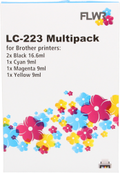 LC-223 Multipack (FLWR-LC223MP)