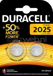 Duracell CR2025 2-pack CR2025-2