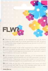FLWR HP 302XL zwart FLWR-F6U68A-NEW