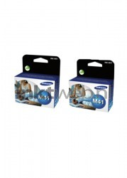 Samsung M41V duo pack zwart INK-M41V
