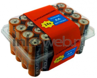 Duracell Procell Alkaline AA 24-box 81524
