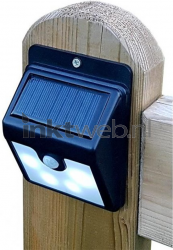 Bellson LED solar buitenlamp 011427