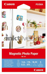 Canon MG-101 Magnetic Photo Paper 10 x 15 cm 3634C002
