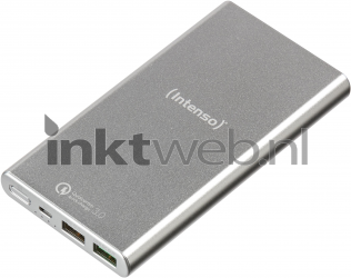 Intenso Q10000 Quick Charge Silver 7334531