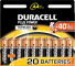 Duracell Plus Power Duralock Alkaline AA