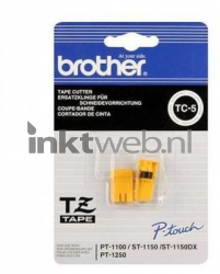 Brother P-Touch TC5V2 reserve snij-eenheid TC5V2