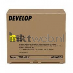 Develop TNP-49Y geel A95W2D0