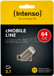 Intenso cMobile Line 64GB USB 3.0 3536490