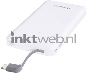 Intenso Powerbank slank S10000-C wit 7332632