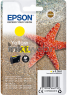 Epson 603XL inktcartridge geel