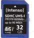 Intenso UHS-I SDHC kaart 32GB