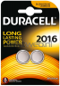 Duracell CR2016 2-pack