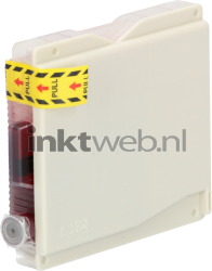 Huismerk Brother LC-970M / LC-1000M magenta CO-20512