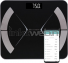 Silvergear Bluetooth Smart Scale zwart