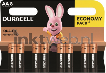 Duracell AA Economy 8-Pack
