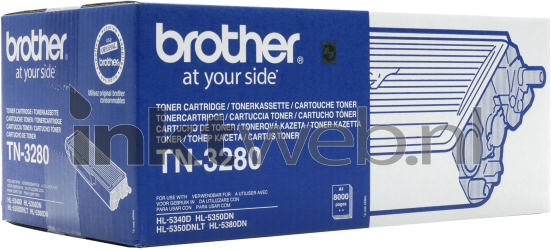 Brother TN-3280 zwart TN3280