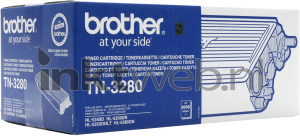 Brother TN-3280 zwart