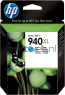 C4907AE No.940 XL Ink Cartridge Cyan, 1,4K - 16ml