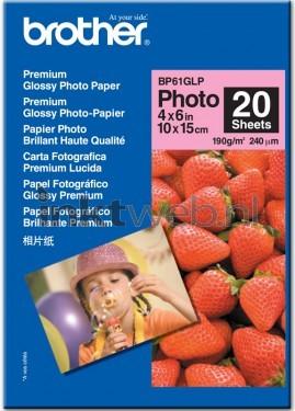 Brother bp 61glp 100x150mm foto papier origineel - Origineel foto kind ...