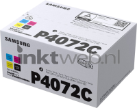 Samsung CLT-P4072C rainbow pack (Opruiming 4 x 1-pack los)