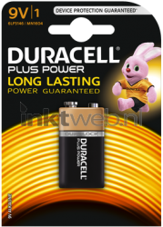 Duracell 9V Plus Power MN1604