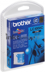 Brother LC-1000C cyaan LC1000C