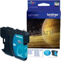 Brother LC-1100C cyaan LC1100C