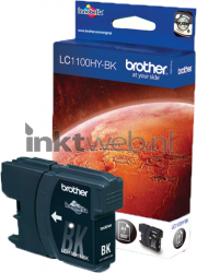 Brother LC-1100HY zwart LC1100HYBK