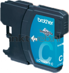 Brother LC-1100HY cyaan LC1100HYC