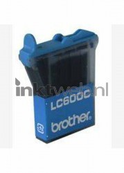 Brother LC-600C cyaan LC600C