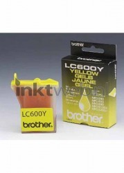 Brother LC-600Y geel LC600Y