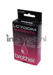 Brother LC-700M magenta LC700M