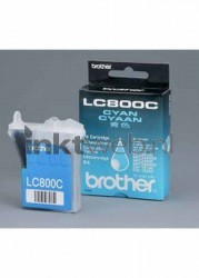 Brother LC-800C cyaan LC800C