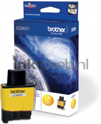 Brother LC-900Y geel