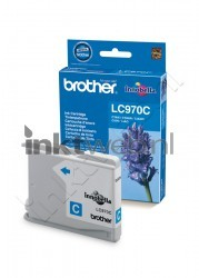 Brother LC-970C cyaan LC970C